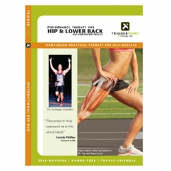 Performance Therapy for Hip and Lower Back DVD
