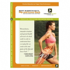 Body Biomechanics for Hip and Lower Back DVD