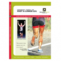 Performance Therapy for Foot and Lower Leg DVD