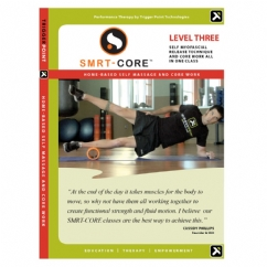 Trigger Point Therapy SMRT Core Level 3 DVD