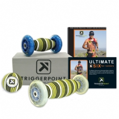 Trigger Point Therapy Total Package & U6 Guidebook & DVD