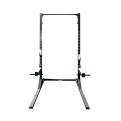 Heavy Duty Squat Rack and Pull-Up Bar