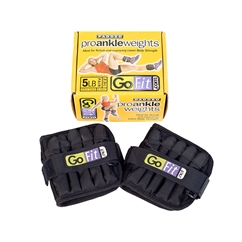 GoFit Padded Pro Ankle Weights