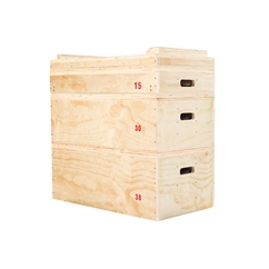 Wood Jerk Box Set