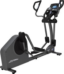 Life Fitness E3 Elliptical Cross-Trainer with Go Console (Floor Model)