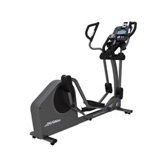 Life Fitness E3 Elliptical Cross-Trainer w/ Track Console (Floor Model)