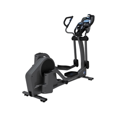 Life Fitness E5 Elliptical Cross-Trainer w/ Track Console