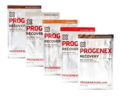 Progenex Single Serve Recovery Protein Packs