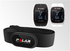 Polar M400 Fitness Watch & Heart Rate Sensor