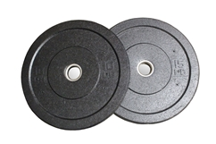 Premium Recycled Rubber Bumper Plates