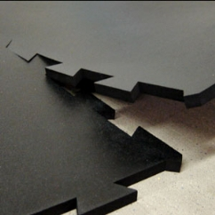 2x2 Interlocking Rubber Flooring