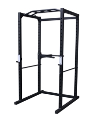 Power Rack with Dip Attachment