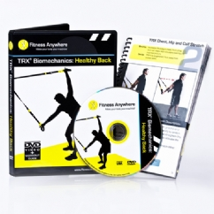 TRX Biomechanics: Healthy Back DVD & Guide
