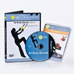 TRX All Body Xpress DVD & Guide