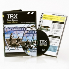 TRX Boot Camp: Ropes & Straps DVD & Guide