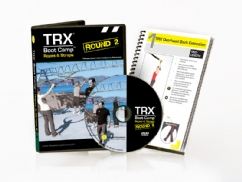 TRX Boot Camp: Ropes & Straps Round 2 DVD & Guide