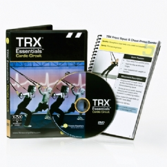 TRX Essentials: Cardio Circuit DVD