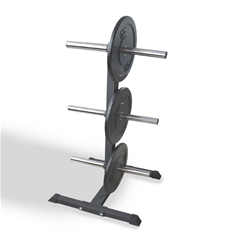 Upright Bumper Plate Rack