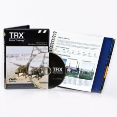 TRX FORCE Training DVD & Guide