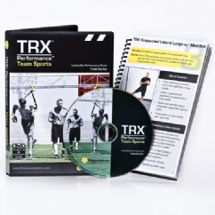 TRX Performance: Team Sports DVD & Guide