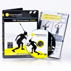 TRX Performance: Tennis DVD & Guide