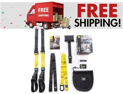 TRX PRO 3 Suspension Training Kit