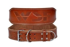 WSF Leather Lift & Dip Belt