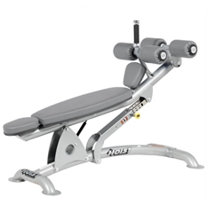 Hoist 3264 Adjustable Ab Bench