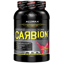 ALLMAX Fruit Punch CARBION+ Supplement