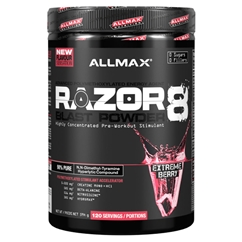 ALLMAX Extreme Berry Razor8 Supplement