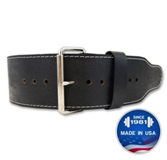 Titan Texas 4x4 inch Training Belt - Edmonton store ONLY