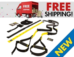 TRX PRO 4 Suspension Training Kit
