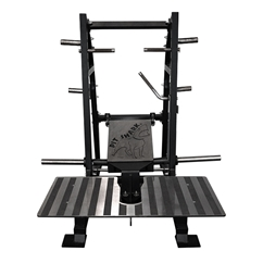 Pit Shark Belt-Loaded Short Frame Squat Machine (Demo)