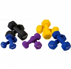 1-10lb Neoprene Dumbbells