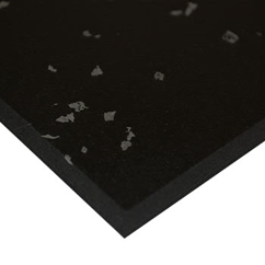 Grey-Speckled SportFLOOR Rubber Mats