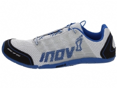 Inov8 Bare-XF 210 Silver/Blue Shoes