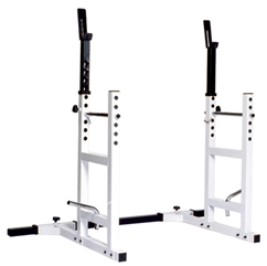 York Pro Series 204 Squat Rack
