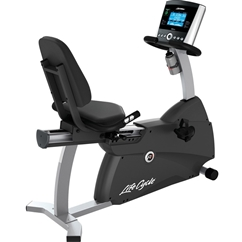 Life Fitness R1 Lifecycle Exercise Bike with Go Console