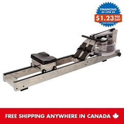 WaterRower Driftwood Rowing Machine