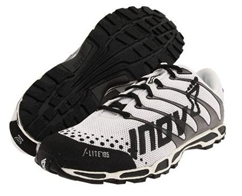 Inov8 F-Lite 195 White/Black Shoes