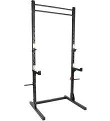 Squat Rack & Pullup Bar
