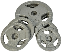 Cast Olympic Trigrip Plates