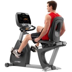 Cybex 770R Commercial Recumbent Bike
