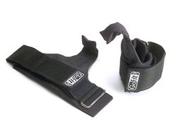 GoFit Lifting Hook with Wrist Strap