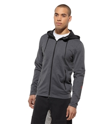 Reebok CrossFit Men's Beach Full Zip Hoody