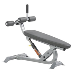 Hoist 4264 Adjustable Ab Bench