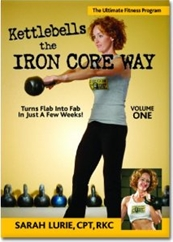 Kettlebell Iron Core Way Volume 1