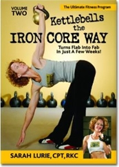 Kettlebell Iron Core Way Volume 2