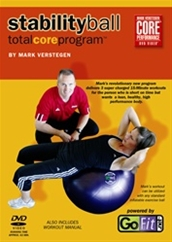 GoFit Stability Ball Workout DVD