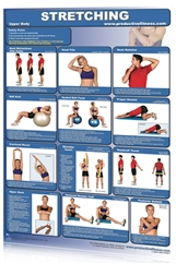 Stretching Poster - Upper Body